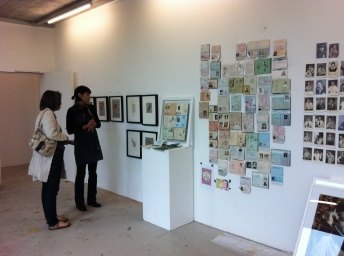 Visit to Wysing Arts Centre, Cambridgeshire