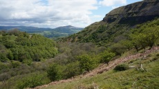 Llangattock Escarpement
